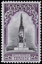 Falkland Islands Scott 73 (1933) Mint VLH VF, CV $250.00 B