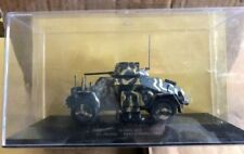 "DIE CAST TANK "" SD.KFZ. 222 20. PZ.DIV OREL (USSR) - 1943 "" SCALA 1/43"