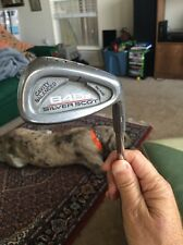 """Tommy Armour 845s Silver Scot 9 Iron RH Dynamic Gold Stiff S300 Steel 36"""" Great!"""