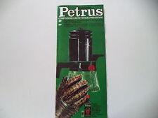 advertising Pubblicità 1970 AMARO PETRUS BOONEKAMP