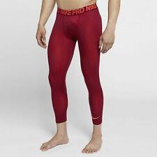 Nike Pro Colorburst 3/4 LENGTH Men's Compression Tights AH7983-677 Size XXL