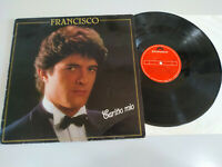 "Francisco Sweetheart Mio Polydor 1982 - LP vinyl 12 "" VG/VG 2T"