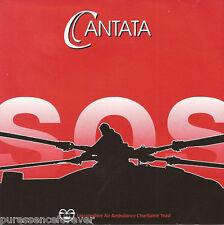 CANTATA - S.O.S. EP (Signed UK 3 Track CD Single)