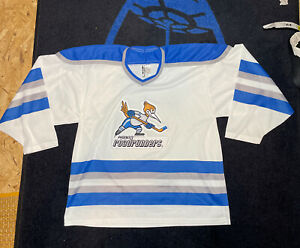 Vintage Phoenix Roadrunners Hockey Jersey Size S/M