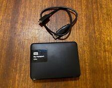 WD Western Digital My Passport Ultra 2TB Portable External USB 3.0 Hard Drive