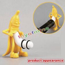 Creative Demoniaci Divertente Uomo Della Novità  Vino Bottiglia Banane Tappo