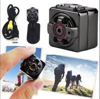 SQ8  Full HD 1080P Mini Car Hidden DV DVR Camera Spy Dash Cam IR Night Vision