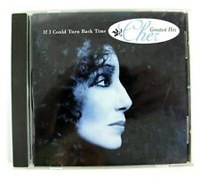 Cher Greatest Hits 1999 Geffen Records Music CD If I Could Turn Back Time
