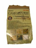 McNett Camouflage Self Cling Weapon Form Wrap Military Surplus  ACU Digital Tape