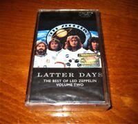 Led Zeppelin Latter Days The Best of MADE IN BULGARIA CASSETTE Bulgarian Edition