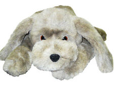 Russ Berrie Vintage Stuffed Plush Droopy Dawg Puppy Dog Large 22in