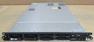 HP Proliant DL360 G7 1x Intel Xeon E5620 2.4GHz 3x 4GB Ram 8-Bay 1U Server