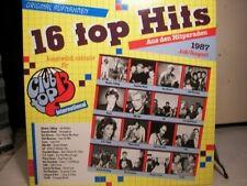Club Top 13 7/8 1987:Modern Talking, Depeche Mode, Fancy, Billy Idol, U2,.. [LP]
