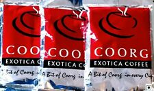 Coorg Coffee, Exotica Coffee - 400grams (4 x 100g packs)