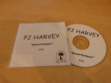 PJ HARVEY - GOOD FORTUNE  - RARE FRENCH ONLY PROMO CD !!!!!