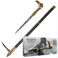 Assassin's Creed Ezio Auditore Ezio Hidden Cane Blade Auditore Gauntlet Cosplay