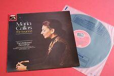 ASD 3535 Maria Callas La Leyenda grabaciones Vinilo LP estéreo Reino Unido inédito