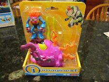 NEW Fisher Price Imaginext Outer Space Ion Slug Alien monster beast animal dude