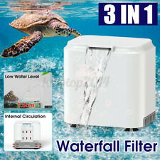 3 IN 1 Quiet Low Water Level Internal Circulation Waterfall Filter Water Pump