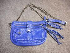 DEENA & OZZY BLUE WOMEN'S HANDBAG CROSSBODY SHOULDER BAG `SUPER CONDITION`