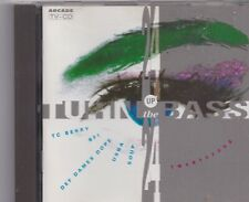 Turn Up The Bass-24 cd album