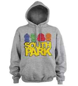 South Park sketched-Mens Hoodie Hooded Sweater (S-5XL)