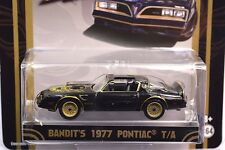 PONTIAC FIREBIRD TRANS AM 1977 SMOKEY BANDIT 44710 1:64 GREENLIGHT HOLLYWOOD 11