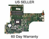 HP 15-AB Laptop Motherboard w/ AMD A10-8700P 1.8Ghz CPU 809338-601
