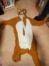 Sazac Rilakkuma Costume Cosplay Kigurumi Party Japan Halloween