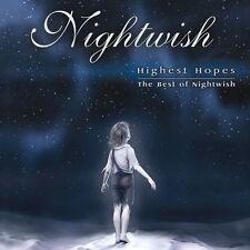 "NIGHTWISH ""HIGHEST HOPES-THE BEST OF"" CD NEW"