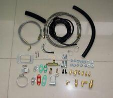 Ölleitungen Turbolader T3 GT28 Gt30 Gt35 Turbo Kit r32 1.8t bmw e30 e36 garrett