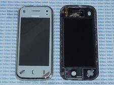 Touch screen touchscreen per Nokia N97 mini bianco vetro cover frontale vetrino
