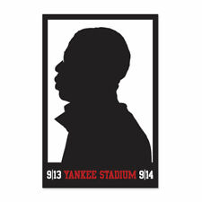 JAY Z YANKEE STADIUM CONCERT POSTER 9/13 & 14 ONLY 600 MADE NEW YORK