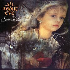 ALL ABOUT EVE - SCARLET AND OTHER STORIES -> CD 1989