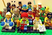 LEGO Minifigures Series 1 - 8683 Pick Your Own - Excellent Condition Nurse Clown