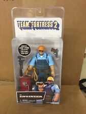 Neca Team Fortress 2 The Engineer Figure Authentic