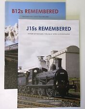 B12s Remembered and J15s Remembered Books Bargain Price of £5  Post Free