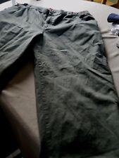 NWT - Merona Olive Green Crop/Ankle Pants - 24W