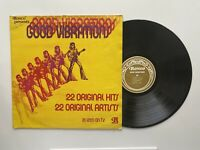 Various Ronco presents Good Vibrations Vinyl Album Record LP