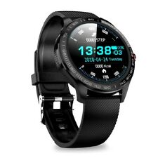 Fitness Sport Smart Watch ECG PPG Heart Rate Blood Pressure Oxygen Monitor IP68