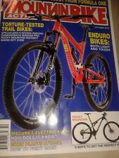 Mountain Bike Action Magazine October's  2014 coolest trail bikes you seen issue