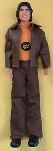 1976 Welcome Back Kotter Barbarino John Travolta Mattel TV action figure