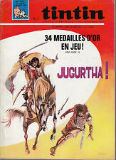 Journal de Tintin France n°1007 année 1968