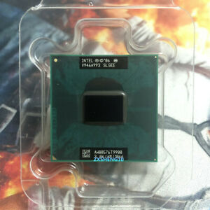 Intel Core 2 Duo T9900 CPU Dual-Core 3.06GHz 6MB 1066 SLGEE Socket P Processor