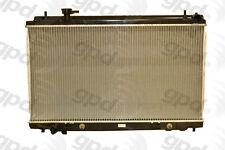 Global Parts Distributors 2576C Radiator