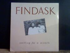 FINDASK  Waiting For A Miracle  LP    Nice copy !