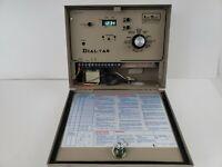 Irri-Trol Irrigation Control System Dial 7 AB Sprinkler Made U.S.A