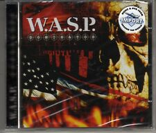 WASP: DOMINATOR CD BRAND NEW DEMOLITION RECORDS BLACKIE LAWLESS W.A.S.P.