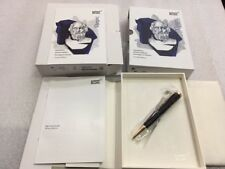 MONTBLANC 2018 WRITERS EDITION HOMER BALLPOINT PEN #117878 - NEW IN BOX