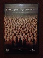 DVD Being John Malkovich, wie Neu!
